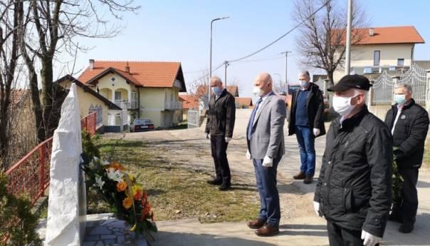 Kalesija:Obilježena godišnjica smrti vojnika UNPROFOR-a u Jajićima