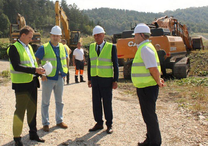 Položen kamen temeljac za izgradnju 15 miliona vrijedne deponije u Živinicama