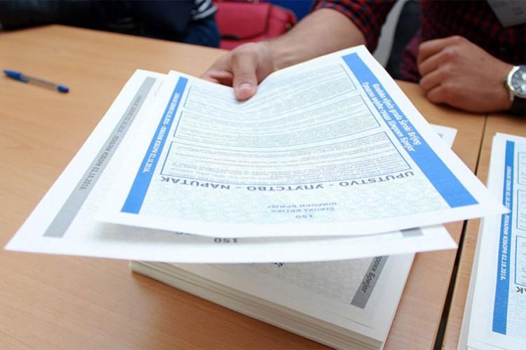 Brojanje glasova putem pošte za Mostar trebalo bi da počne sutra