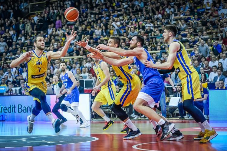 Bh. košarkaši protiv Bugarske nastavljaju kvalifikacije za EP 2022.