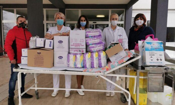 'Srce za djecu' – Donacija za hematoonkološka odjeljenja u Tuzli i Sarajevu