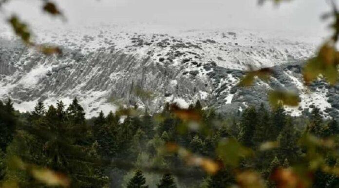 Vremenska prognoza: U petak se očekuje snijeg