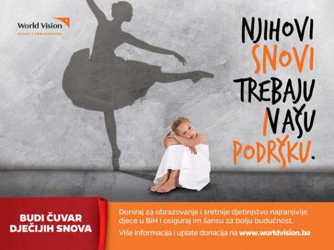 Svako peto dijete u BiH na evidenciji jednog od centara za socijalni rad