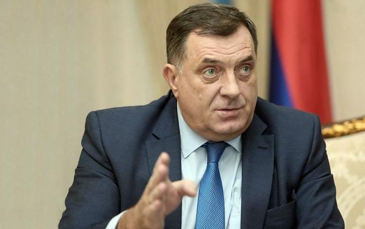 Milorad Dodik završio u bolnici: Ima obostranu upalu pluća