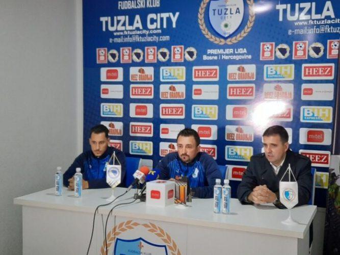 Fudbaleri Tuzla Cityja oslabljeni dočekuju Sarajevo