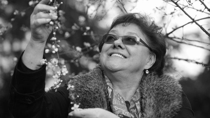 Preminula glumica Vera Zima