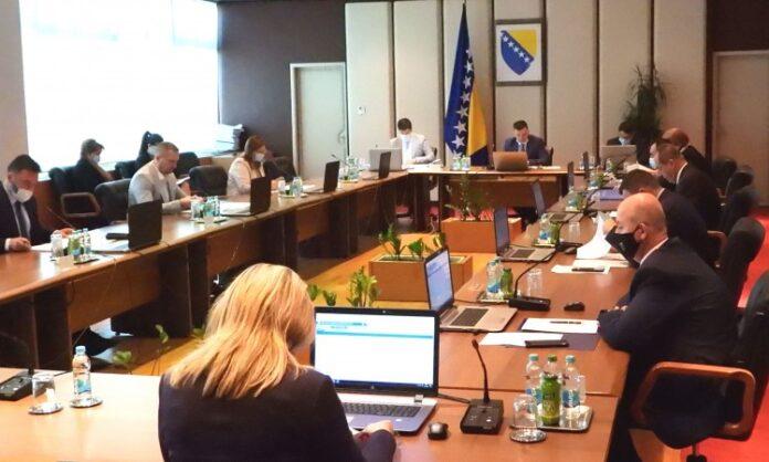 Vijeće ministara BiH usvojilo informaciju o održavanju Samita Berlinskog procesa