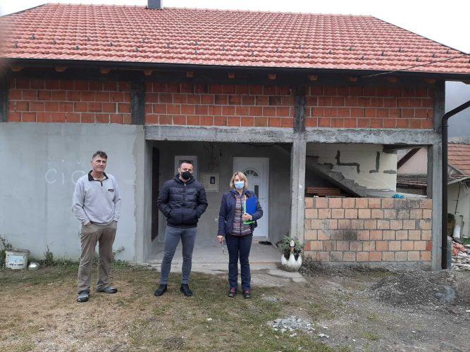 """Gračanica: Završena posljednja sanacija u projektu """"Oporavak od poplava """""""