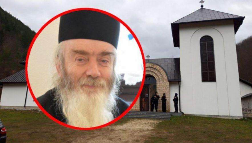 Uhapšen osumnjičeni za ubistvo monaha u Šipovu