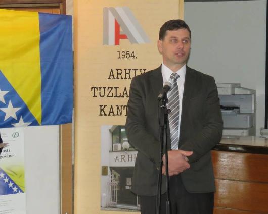 JU Arhiv TK obilježio Dan arhiva i arhivske službe Bosne i Hercegovine