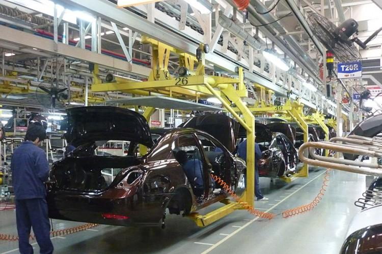 Koliko automobila za minut naprave najveći svjetski proizvođači