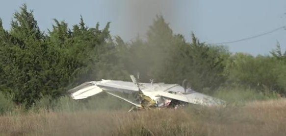Pronađena olupina nestalog aviona