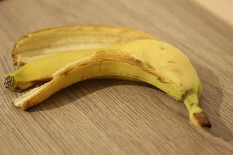 Kako sve možete iskoristiti koru od banane