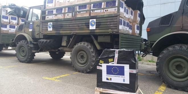 UKC Tuzla dobio vrijednu donaciju od Evropske unije