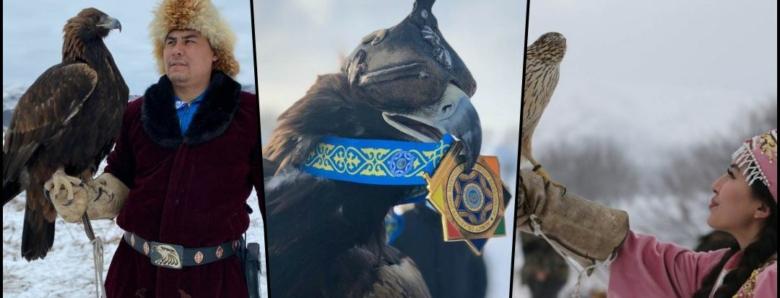 Lov orlovima u Kazahstanu: Tradicija duga tri hiljade godina postala sportska grana