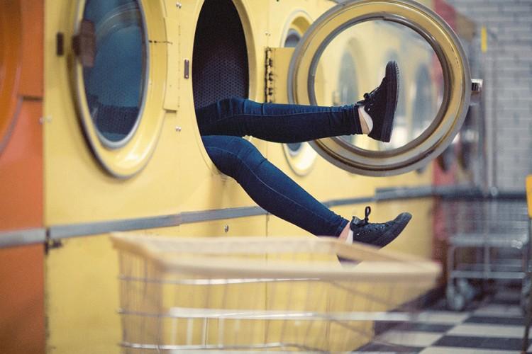 Brzi program za pranje veša jeftiniji ali ima mana