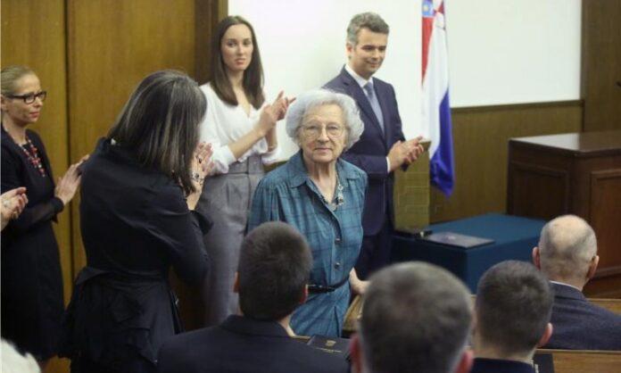 Preminula Milka Babović