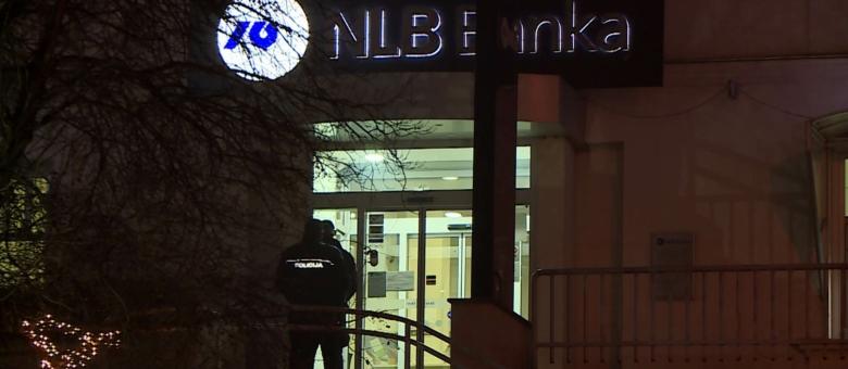 Sarajevo: Policajac u samoodbrani ranio napadača u prostorijama NLB banke