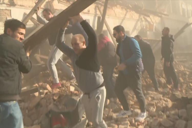 Seizmolozi: Zemljotres u Sisku i Petrinji nije povezan sa onim u Zagrebu