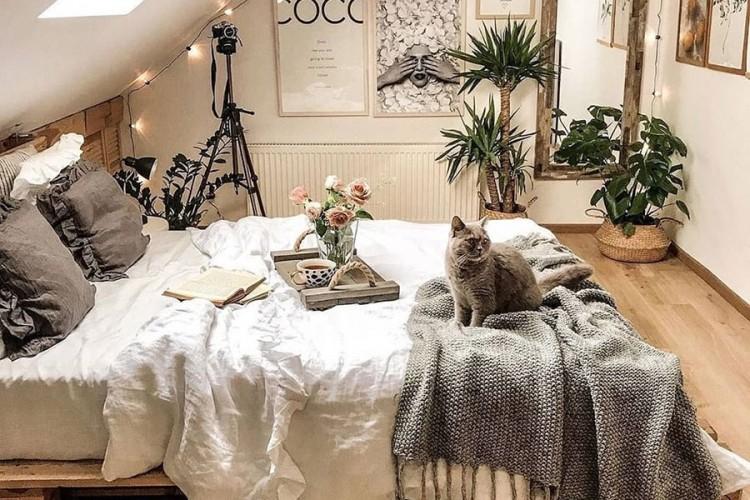 Hygge - dašak skandinavske atmosfere u spavaćoj sobi