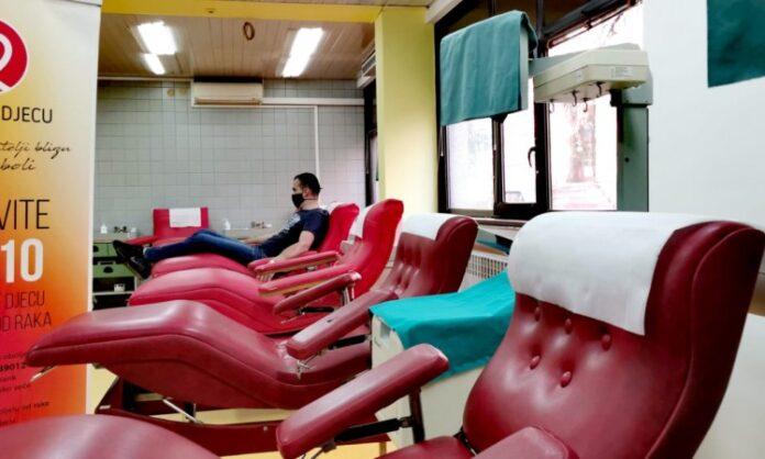 Darivanje krvi za djecu oboljelu od raka: Ovo je vrijeme kad se solidarišemo