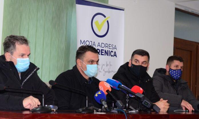 Predstavnici 'Moja adresa Srebrenica' traže poništavanje izbora u Srebrenici