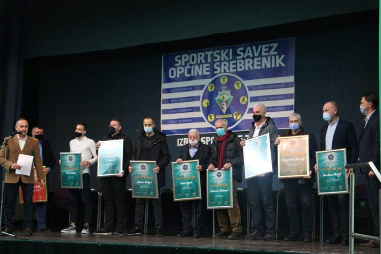 Održan Izbor sportiste godine Grada Srebrenik