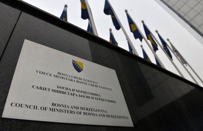 Vijeće ministara BiH donijelo Odluku o privremenom finansiranju