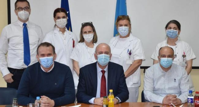 Devet ljekara UKC Tuzla dobilo priznanje primarijus