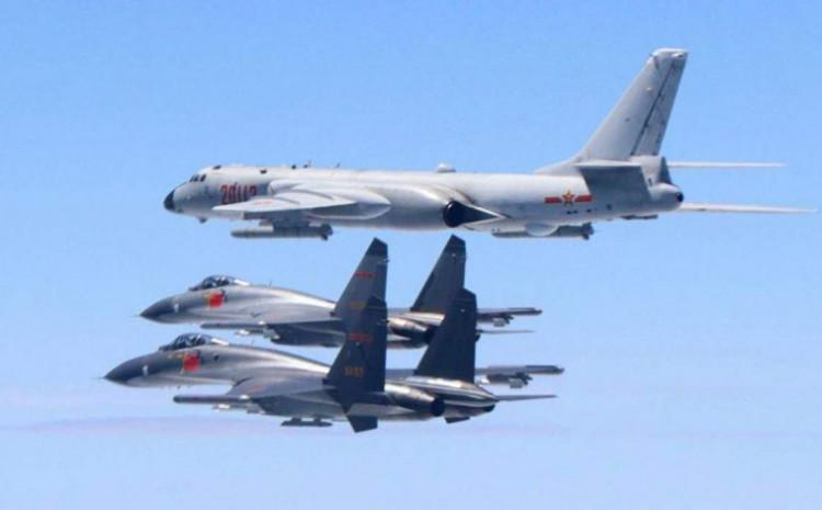 Situacija se zakuhava, kineski borbeni avioni ponovo nadlijetali Tajvan