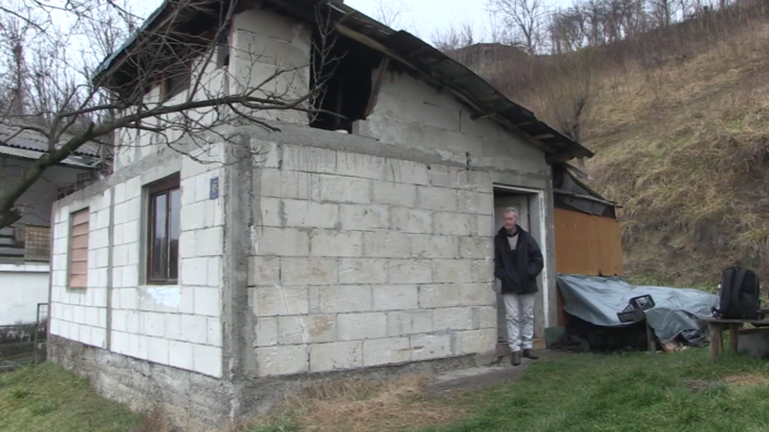 Stanje demobilisanih boraca u TK: Fahrudin Fazlić bez struje i vode živi više od 20 godina