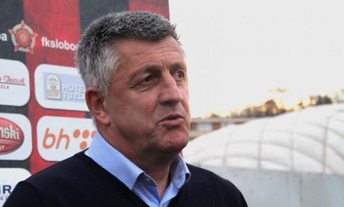Husref Musemić novi trener Tuzla Cityja