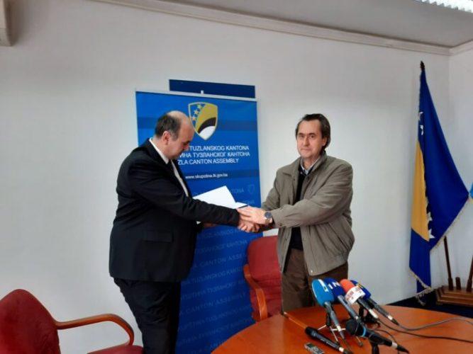 Kadrija Hodžić i zvanično mandatar za sastav Vlade TK