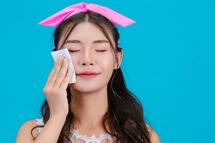 Zašto maramice za uklanjanje šminke nisu dobar izbor?