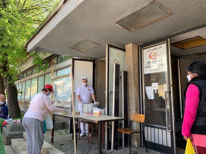 Obezbijeđeno 136.000 KM za narodne kuhinje u BiH