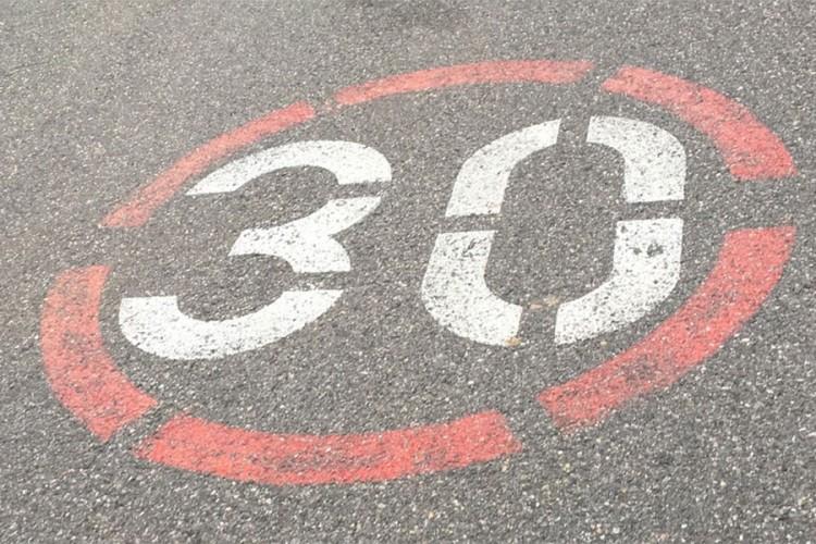U Briselu ograničenje brzine 30 kilometara na čas