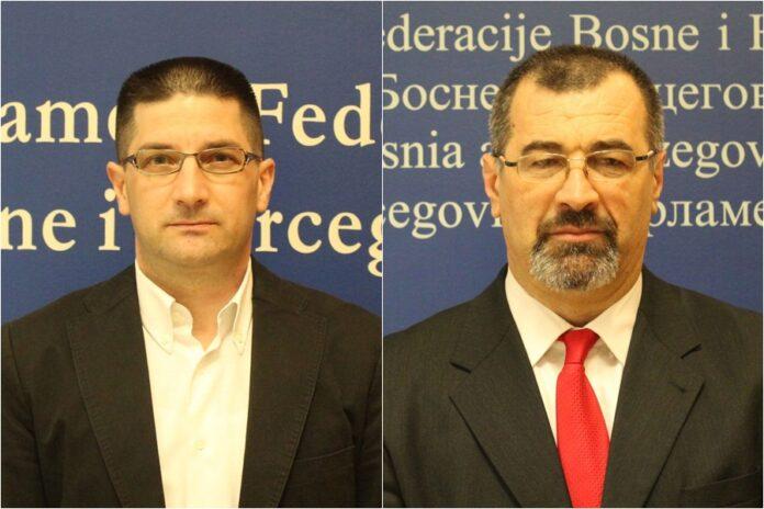 Žarko Vujović i Boris Krešić podnijeli neopozive ostavke