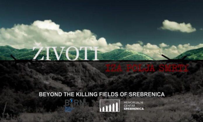 "Memorijalni centar Srebrenica i BIRN predstavili video ""Životi iza polja smrti"""