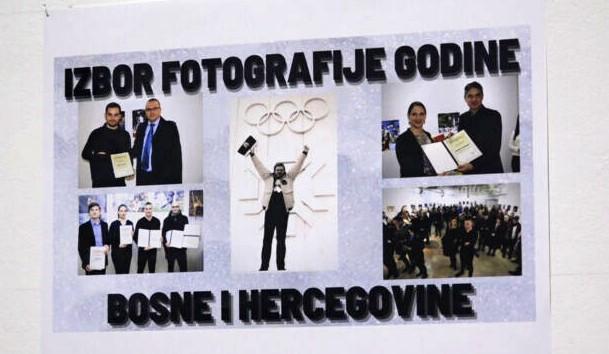 BKC TK: Održan 4. Izbor najbolje sportske fotografije BiH, izložba otvorena do 17. februara