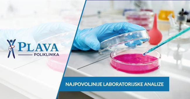 Plava Poliklinika pruža nove i najpovoljnije cijene laboratorijskih analiza na svim lokacijama