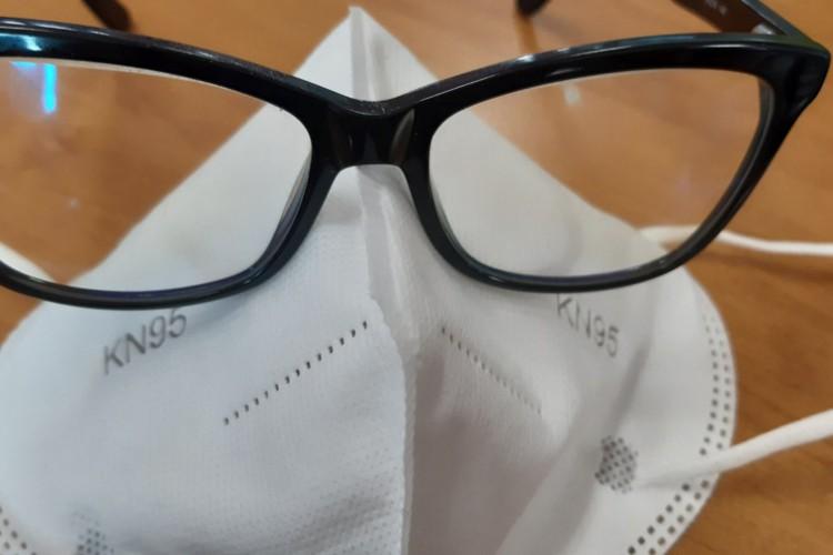 Trikovi koji pomažu da spriječite magljenje naočara dok nosite masku