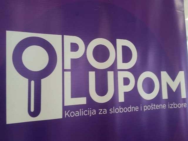 'Pod lupom' će imati nestranačke posmatrače na izborima u Doboju i Srebrenici