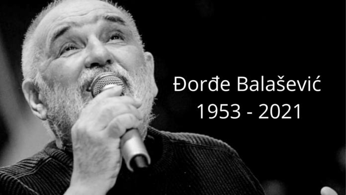 Đorđe Balašević sahranjen u Novom Sadu