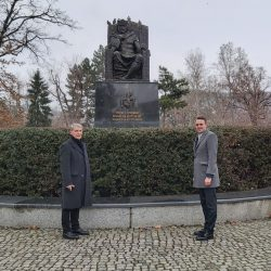 Gradonačelnik Goražda u posjeti Jasminu Imamoviću