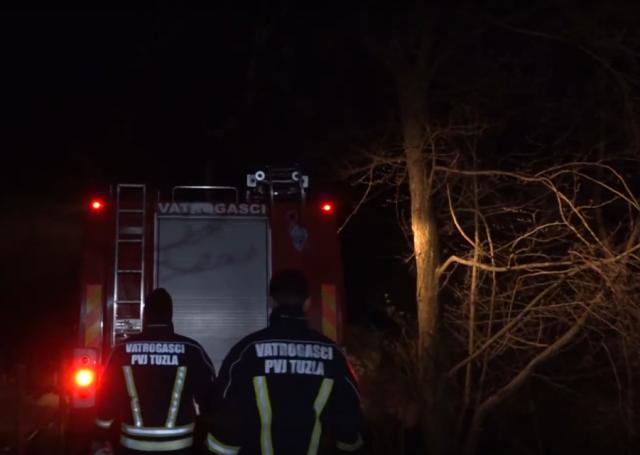 Vatrogasci gasili požare u Gračanici, Srebreniku, Tuzli i Kalesiji