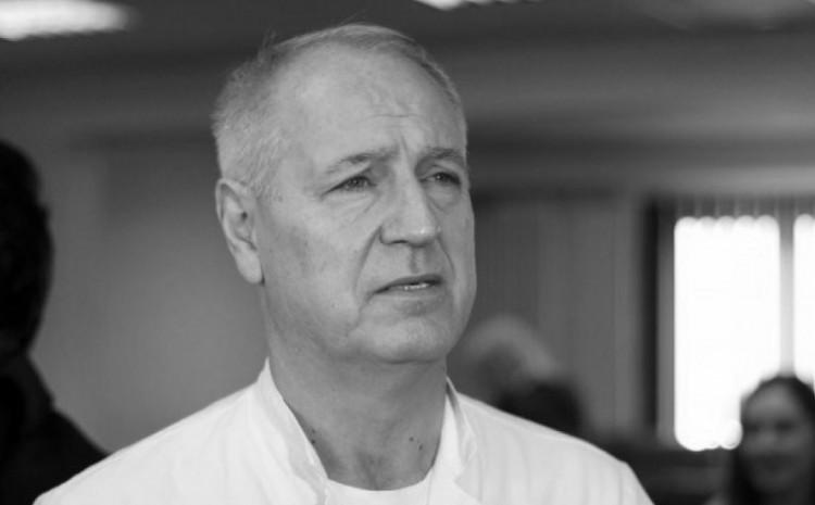 Preminuo načelnik Klinike za plućne bolesti UKC Tuzla,Suvad Dedić