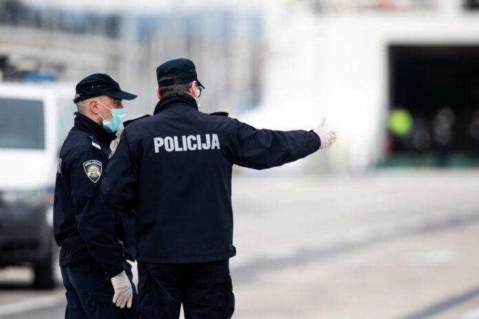 TK: Policija će sankcionirati nepridržavanje epidemioloških mjera