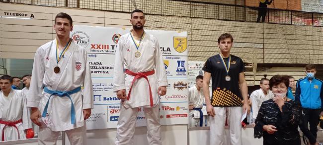 Održan Međunarodni karate turnir TK i VII Memorijalni turnir Fuad Hadžiavdić Fudo