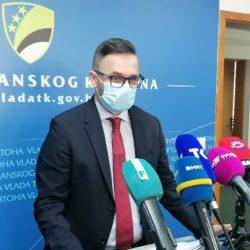 Usvojene nove naredbe Kriznog štaba Ministarstva zdravstva TK