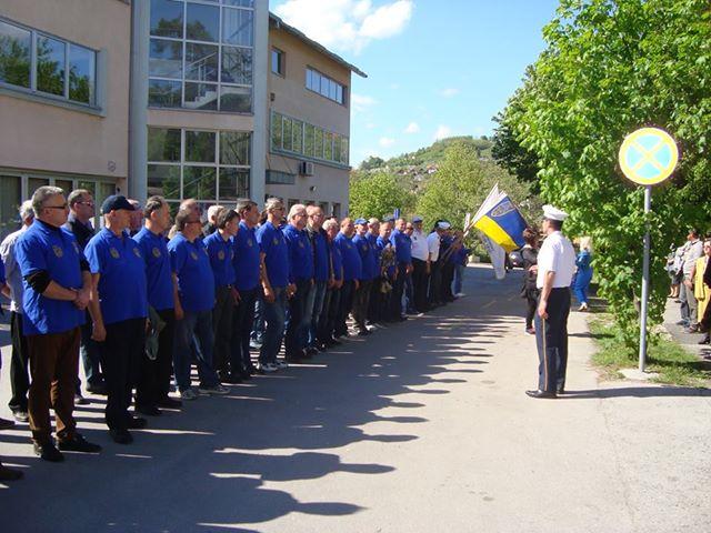 "Udruženje policije ""Manevarac"" Tuzla bogatim programom obilježava 4. april"
